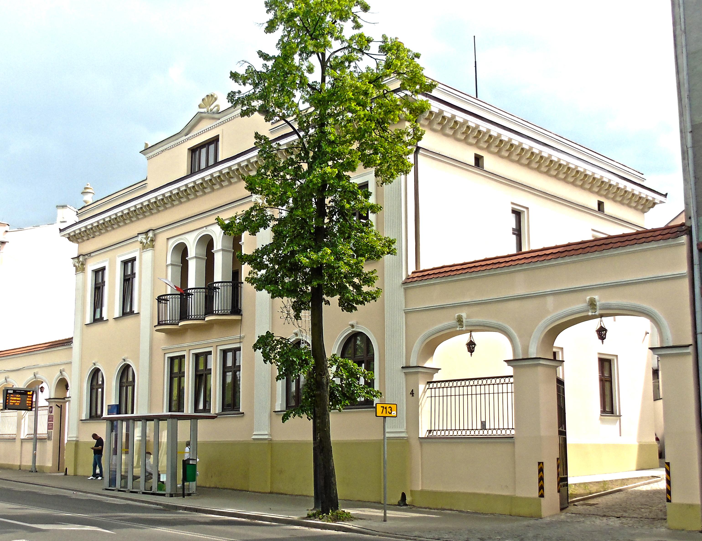 Budynek urzędu gminy